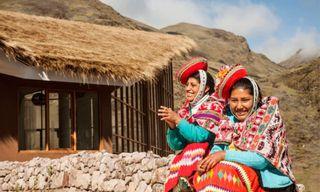 Lares: The Heart of the Andes