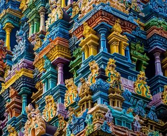 Glimpses of South India