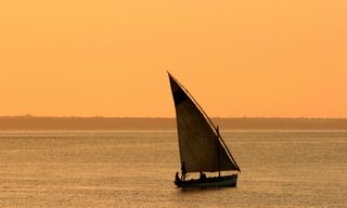Dhow cruising: Quirimbas and Ibo