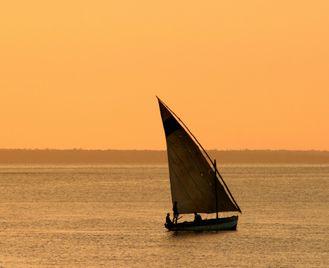 Dhow cruising: Quirimbas and Ibo