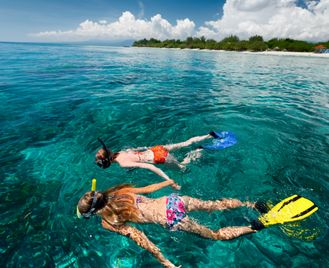 Lombok: volcanoes & beaches from paradise