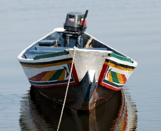 Senegal river cruise