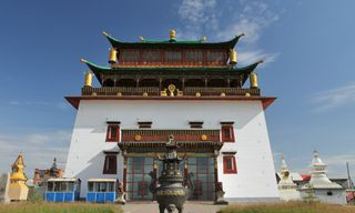 Mongolia and Beijing by rail