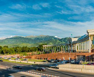 Spring tour of Kazakhstan