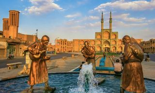 A journey to the spirit of Iran's Culture and Nature