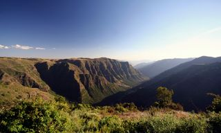 Simien Mountains trek