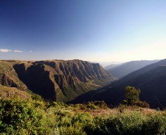 Simien Mountains trek