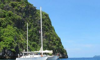 Mergui Archipelago island hopping