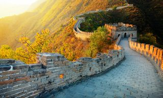Great Wall hiking and countryside cycling