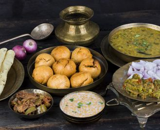 Taste of India - a culinary tour