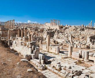 Jordan's history & culture