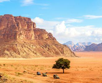 Oriental charm in Jordan
