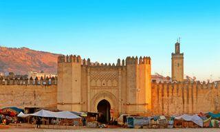 Morocco by rail