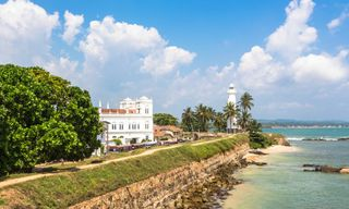 Sri Lanka in a Flash
