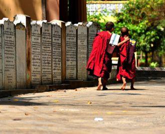 Burma's family highlights