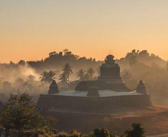 Burma's hidden secrets