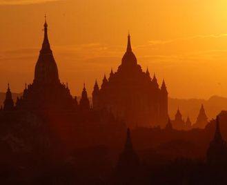 Burma - Beyond the Tourist Trail  (15 Days)