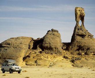Chad - Peaks of the Tibesti (22 days)