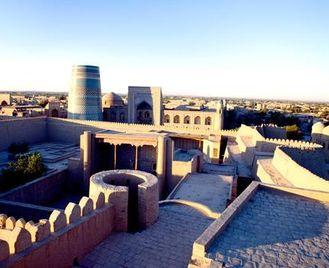 Uzbekistan, Turkmenistan & Tajikistan - The Heart of the Silk Road (15 Days)