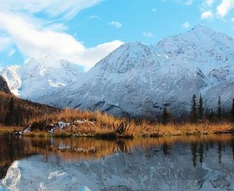 Rockies Explorer & Alaska Cruise Escorted Tour