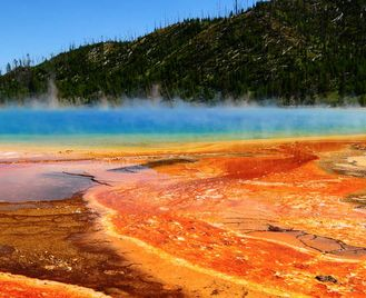 Yellowstone & Rocky Mountains Self-Drive Tour