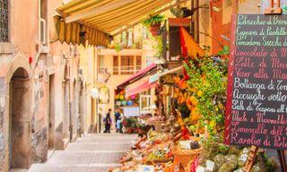 Gastronomy Of Sicily