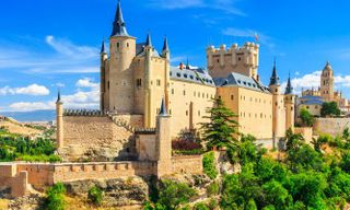 World Heritage Sites Of Spain