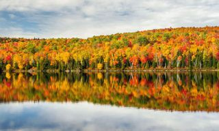 Quebec'S Fall Colours Self-Drive