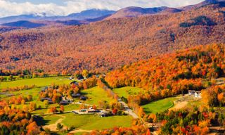 New England'S Spectacular Fall Foliage