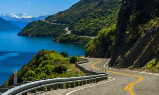 New Zealand Hike And Drive