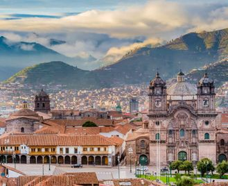 Peru's Ancient Marvels Escorted Tour