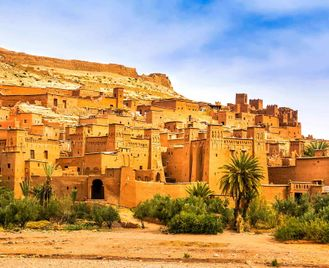 The Delights of Morocco Escorted Tour