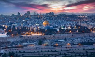 Israel: Crossroadsof History Escorted Tour