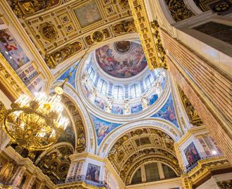 The Treasures of Russia Escorted Tour
