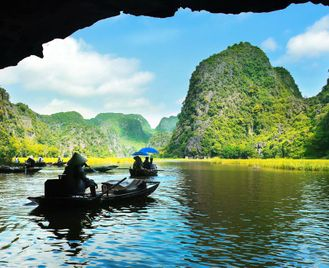 Images of Indochina & Angkor Wat Escorted Tour