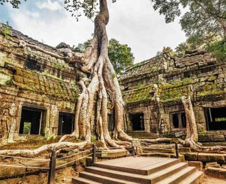 Cruising the Mekong:Siam, Saigon & Angkor Wat  Escorted Tour