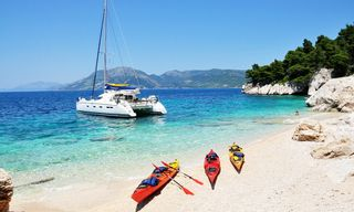 Adventure Sailing Short Break on the Dalmatian Coast