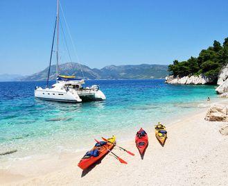 Adventure Sailing Short Break on the Dalmatian Coast