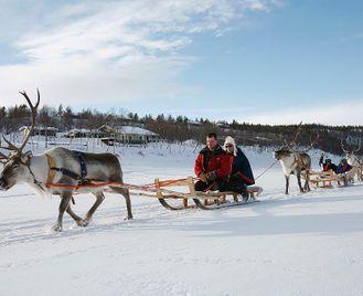 Utsjoki - New Year Twice