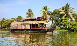 South India's temples and backwaters