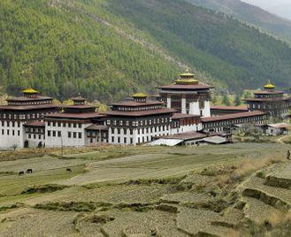 A journey across Bhutan