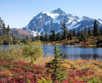 USA Pacific Northwest Self-Drive