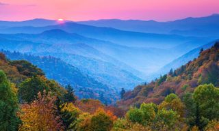 Blue Ridge & Great Smoky Mountains Self-Drive