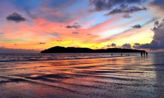 Malaysia's unspoilt beaches & Kuala Lumpur