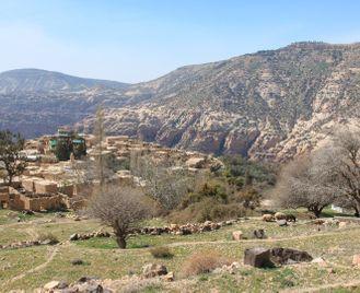 Jordan's nature reserves