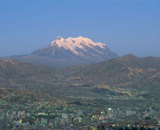 Grand tour of Bolivia