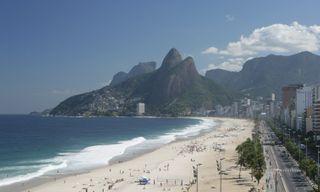 Simply Brazil: Rio, Iguacu & Pipa beach