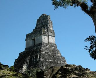 In search of the Maya through Honduras, Belize, Guatemala & Mexico