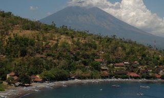Eastern Bali's culture & coast