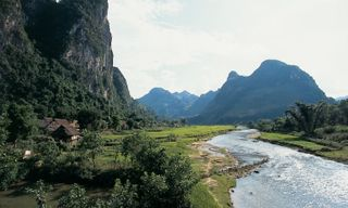 Northern Hills of Vietnam and Laos